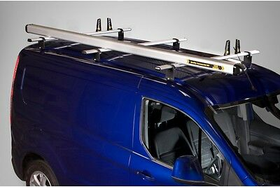 3m Pipe Carrier Tube Van Guard - Twin Opening and Integrated Locks VG400-3