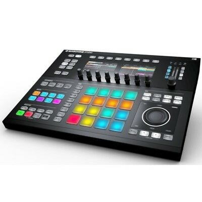 Native Instruments Maschine Studio Production MIDI Controller Black Inc Warranty