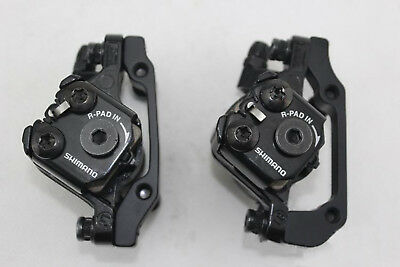 Shimano BR-M375 Mechanical Disc Brake Calipers for Acera Alivio Deore