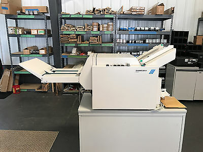 Plockmatic BM61 Bookletmaker - Fully Serviced & Tested - Great Condition!