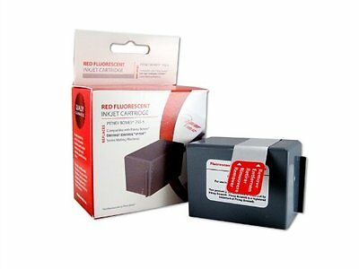 2PK Pitney Bowes 793-5 Compatible Red Ink Cartridge For DM225 and SendPro 300