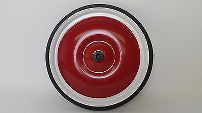"""10"""" Tire & Wheel - Red"""