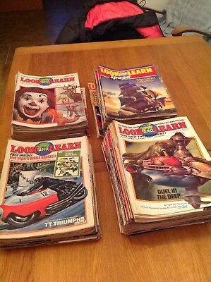 look and learn magazines
