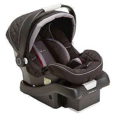 Eddie Bauer Sure Fit II Infant Car Seat FREE SHIP
