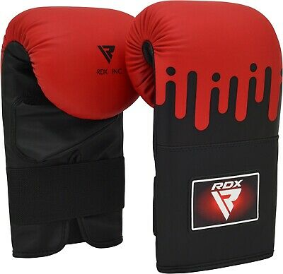RDX Kids Boxing Gloves 6oz Junior Punching Bag Mitts Training Muay Thai Children