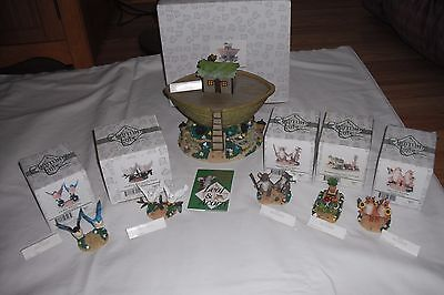 "Charming Tails ""Rainy Day Cruise"".....lot of 6"