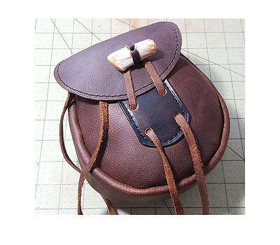 Tinder Leather Pouch