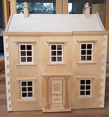 Early Learning Centre Rosebud Dolls House With Lots Of