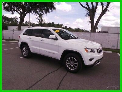 2014 Jeep Grand Cherokee Limited 2014 Limited Used Turbo 3L V6 24V Automatic Rear Wheel Drive SUV