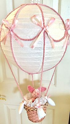Hot Air Balloon, Made to Order, Nursery, Baby Shower, Chinese Lantern, Event