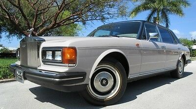 1985 Rolls-Royce Silver Spirit/Spur/Dawn 4Dr 1985 ROLLS ROYCE SILVER SPUR, 1 COLLECTOR OWNER BELIEVE IT OR NOT, AMAZING RIDE!