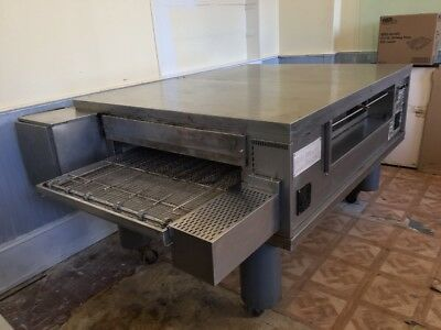Middleby Marshall Ps 570 G Conveyor Pizza Oven  Natural Gas