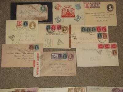 India Cover Lot-20 covers, # IN5
