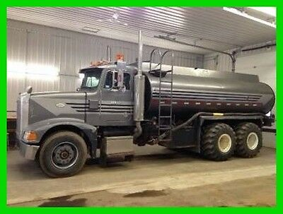 1995 Peterbilt 375 350HP CAT Diesel Engine 13 Spd Manual Trans 80 Gal Fuel