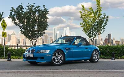 2002 BMW M Roadster & Coupe  2002 BMW M Roadster