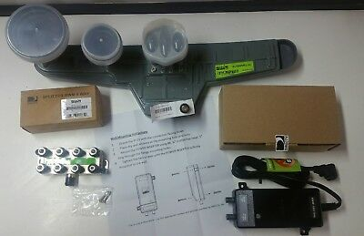 Directv SWiM SWM SL5 LNB + 21v Power Supply & 8 Way. Slimline 5 HD SL5S4NR2-02