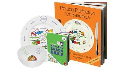 Portion Perfection Bariatric Kit (Melamine)