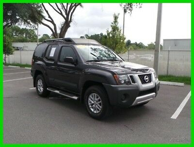 2014 Nissan Xterra S 2014 S Used 4L V6 24V Automatic Four Wheel Drive SUV