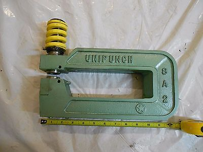 Unipunch 8A2 Heavy Duty C-Frame Punch Tool Unittool