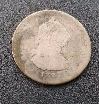 Mexico 1 Real 1777 Spanish Colonial Charles III