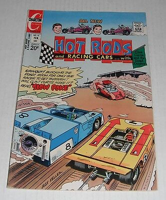 Hot Rods + Racing Cars # 118...FINE...6.0 grade--A...1973 comic book