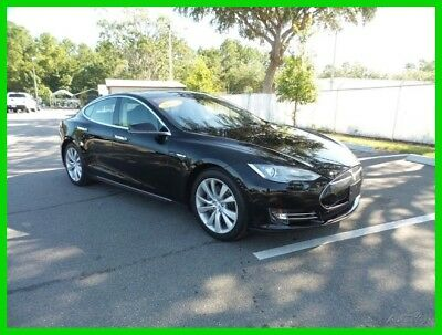 2014 Tesla Model S Performance 2014 Performance Used Automatic RWD