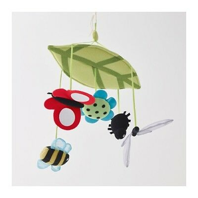 IKEA Leka Mobile Butterfly dragonfly Bee  bugs New Sealed