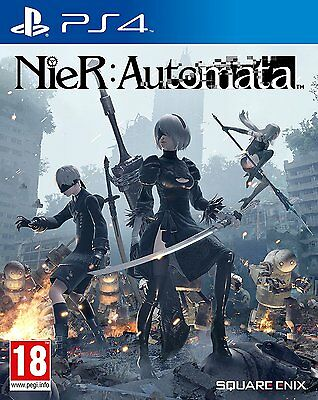 Nier Automata PS4 BRAND NEW AND SEALED AUS POST