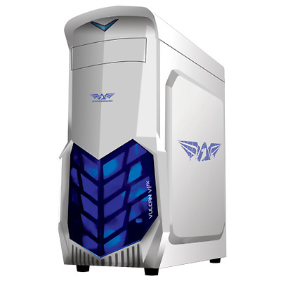 ARMAGGEDDON Vulcan V1x Mid Tower Case without PSU