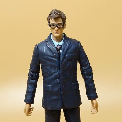 """THE TENTH 10th Doctor Who David Tennant - doctor who action figure 5.5"""" #a3"""