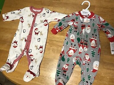 Christmas PJs Outfit 3 Months Lot