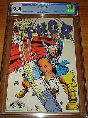 THOR #337 - CGC 9.4 NM (1st App. of Beta Ray Bill ; Off-White to White Pages)