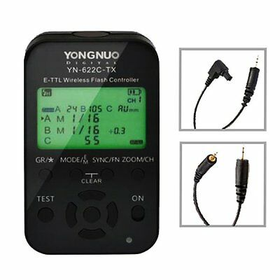Yongnuo YN622C-TX Wireless Trigger Flash Controller for Canon 50D 70D 60D EOS US