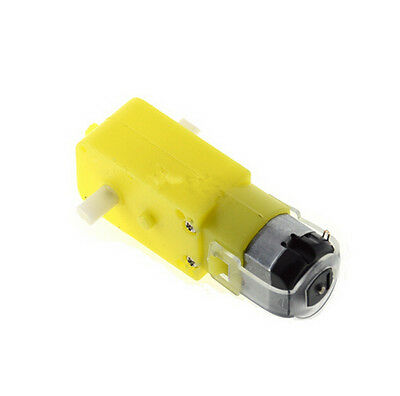 1Pc DC3V-6V DC Geared Motor TT For Robot Smart Car Chassis DIY Anti-interferencz