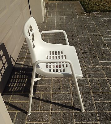 Shower Chair & Toilet support frame