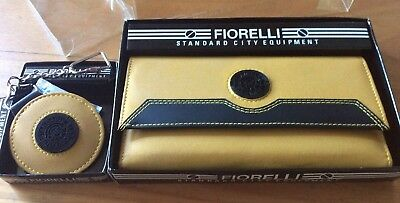Vintage 1990's Fiorelli Wallet And Key Holder