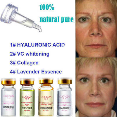 Strong Anti Wrinkle Serum HYALURONIC ACID HA Ageing Collagen for Derma Roller