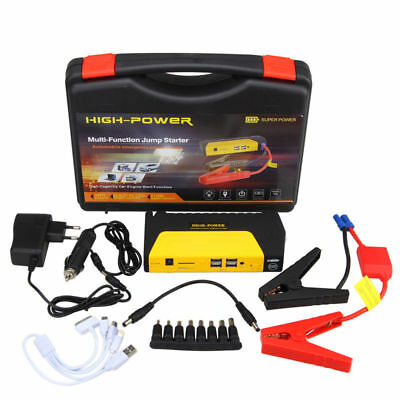 12V 68800mAh Minimax Car Power Bank Jump Starter Battery Charger Booster Bank