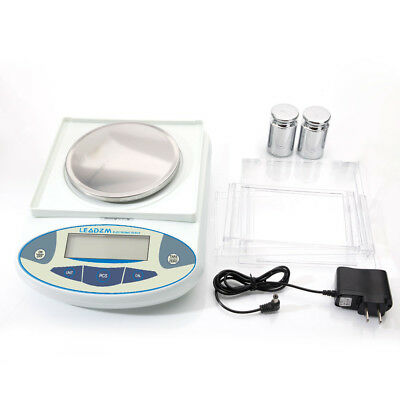 LZADZM Analytical Balance Lab laboratory Digital Scale 6.6lb 3000g * 0.01g