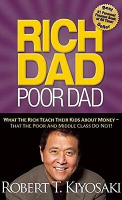 Rich Dad Poor Dad: What The Rich Teach Their Kids About Money That the...(eB00K)
