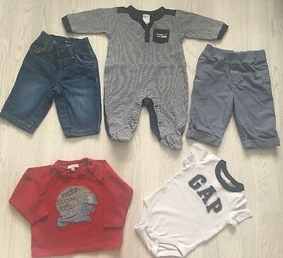 Baby Boy Clothes Bundle Age 3-6 Mths - Gap, Next, Jasper Conran, John Rocha