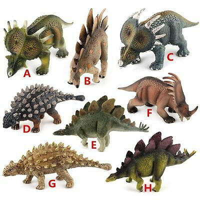 Classic Educational Simulated Dinosaur Model Kids Children Toy Dinosaur Gift