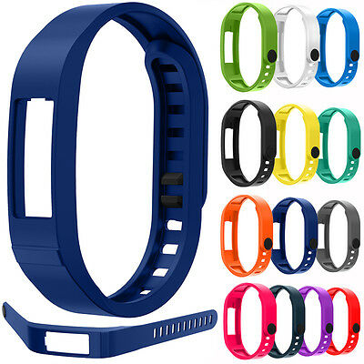 FOR Garmin Vivofit 2 Silicone Bracelet /Clasp Replacement Wristband Band Strap