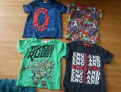 Boys T-Shirt Bundle 18-24 Months