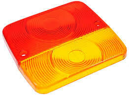 Maypole Trailer Board Light Replacement Lens MP020