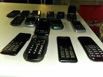 cell phone lot of 15