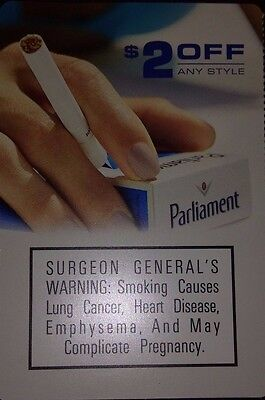 $2.00 of Parliament Cigarette Coupons