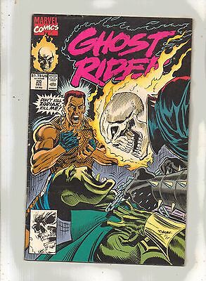 GHOST RIDER No 20 SIGN OF DEATH!
