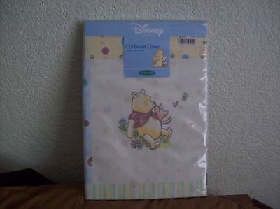 Mothercare  Disney Winnie The Pooh Cot Duvet Cover New In Sealed Packet