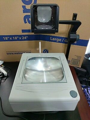 3M 1700 Series Overhead Projector - Works Great! (See Description)